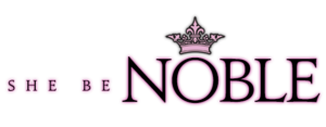 She Be Noble Logo